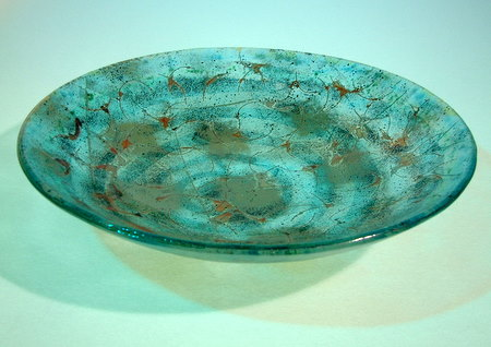 Kiln Formed Bowl